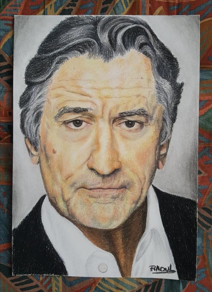 Robert De Niro por Raoul.G